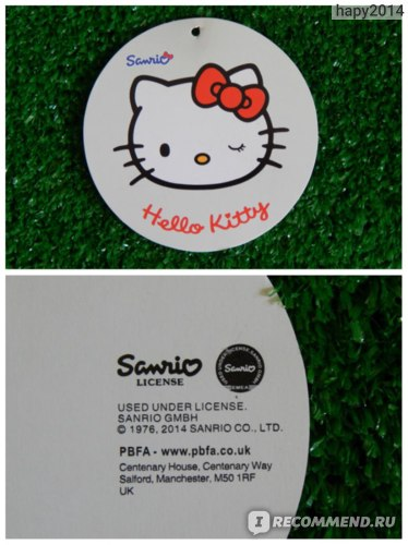 Детская сумка Avon Hello Kitty фото