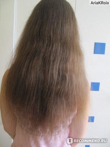 Био-бальзам для волос Домашняя косметика Пивной фото