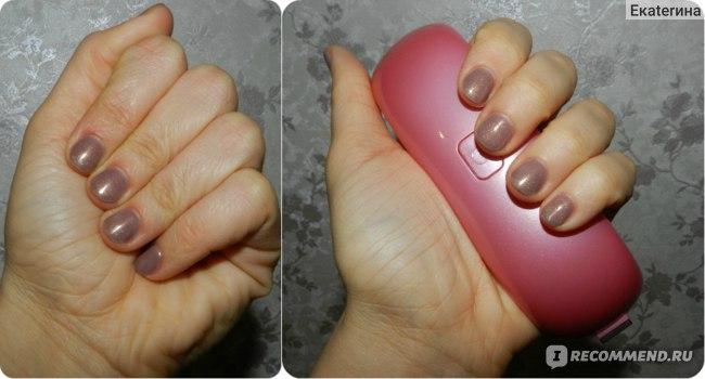 Гель-лак для ногтей Masura basic однофазный фото