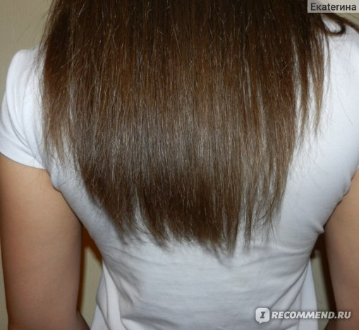 Маска для волос KeraSys Salon care Питание фото