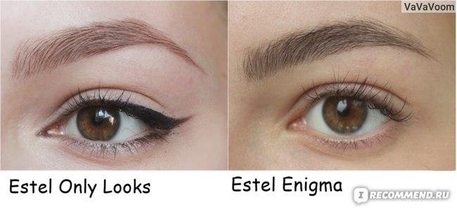 Краска для бровей и ресниц Estel Enigma фото