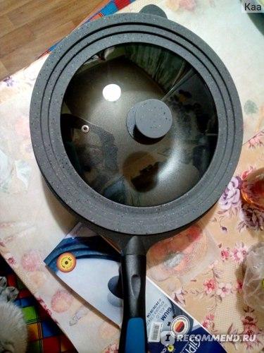 Сковорода- вок Gipfel TERA FRYING PAN  фото