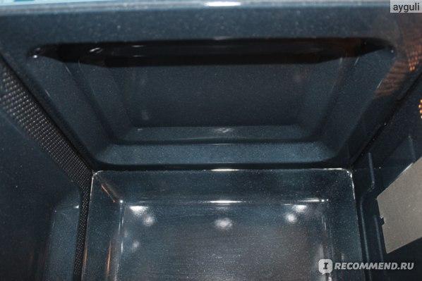 без гриля мыть легко и просто, никаких решеток