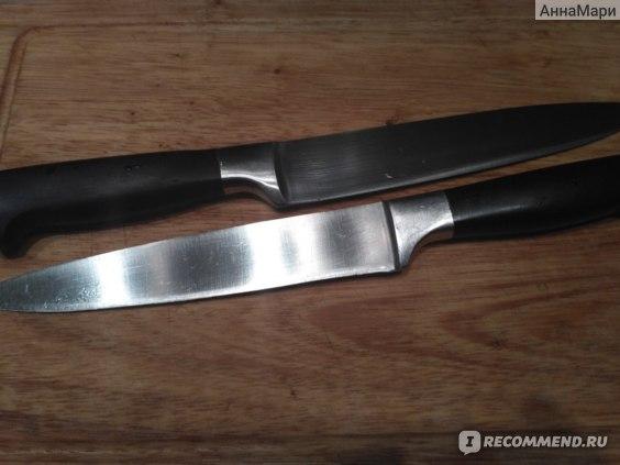 Нож для нарезки Gipfel Professional Line 6761, углеродистая сталь  фото