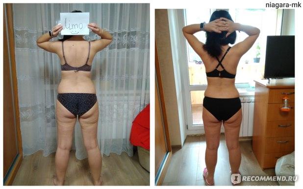 Фитнес похудей 30 дней