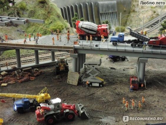 Строительство автострады