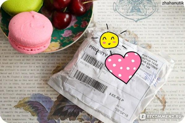 Контейнер для контактных линз Buyincoins Hot Lovely 3D Cartoon Cake Cream Contact Lens Box
