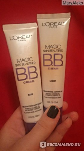 BB крем L'Oreal Paris Magic Skin Beautifier фото