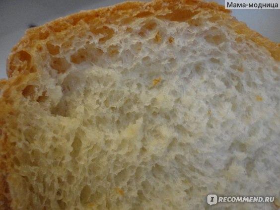 Воздушый белый хлеб