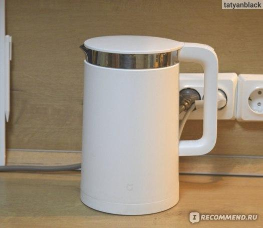 Xiaomi (Сяоми) Mi (Ми) отзыв на чайник электрический / интеллектуальный / умный Smart Electric Kettle Bluetooth (Смарт Электрик Кетл с Блютус) - через два года после покупки