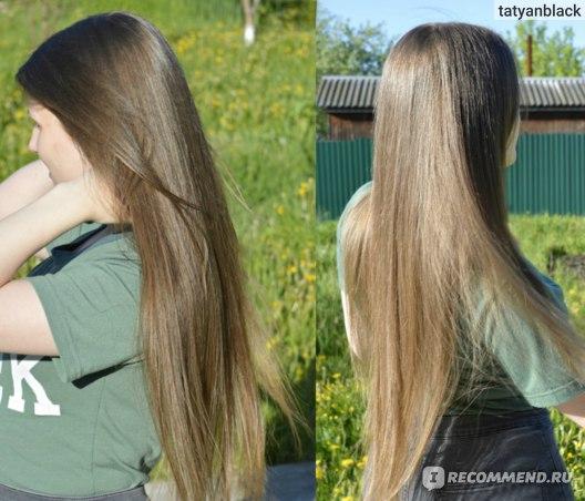Щетка / расческа для волос TANGLE TEEZER Тангл Тизер Original Ориджинал:использовала ее на длинных волосах
