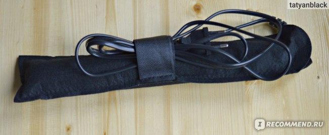 выпрямитель для волос Remington PRO-Ceramic Ultra (S5505) спрятан в термосумку