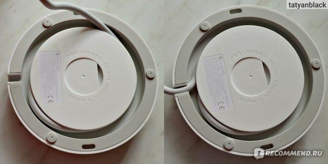 Xiaomi (Сяоми) Mi (Ми) отзыв на чайник электрический / интеллектуальный / умный Smart Electric Kettle Bluetooth (Смарт Электрик Кетл с Блютус) - сразу из коробки
