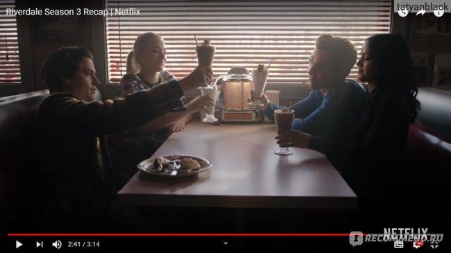 Ривердэйл / Riverdaleотзыв без спойлеров, похожие сериалы, как смотреть, для кого