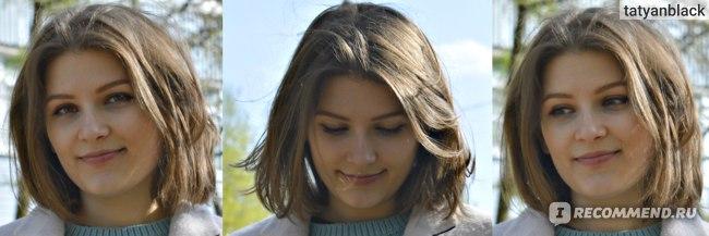 Щетка / расческа для волос TANGLE TEEZER Тангл Тизер Original Ориджинал: использовала ее на коротких волосах после стрижки, как видите, легкий ветерок разбудил статику