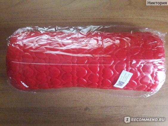 Подушечка для маникюра Aliexpress 1PCS Nail Art Pillow for Manicure Hand Arm Rest Pillow Cushion PU Leather Holder Soft Manicure Nail Tools Equipment 7 colors фото