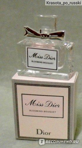 Dior Miss Dior Blooming Bouquet 2014