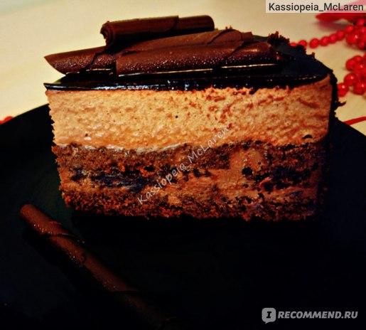 Торт NapoleonCake Прага фото