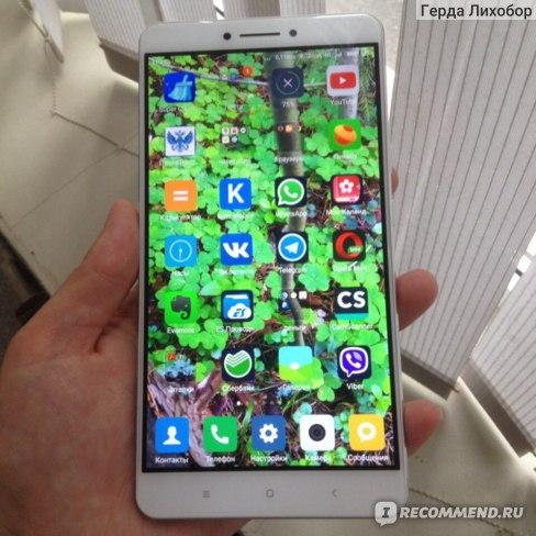 Мобильный телефон Xiaomi Mi Max фото
