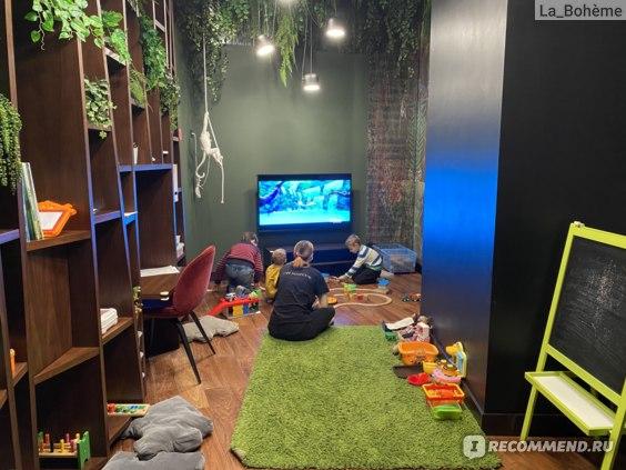 Café Krasnodar детская комната