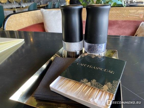 Ресторан Кафе Краснодар отзывы
