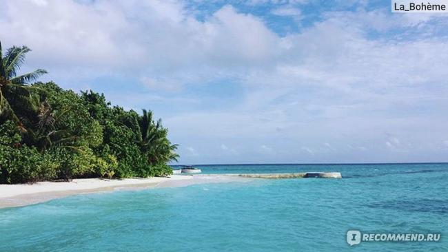 Fihalhohi Island Resort  3*, Мальдивы, Южный Мале фото