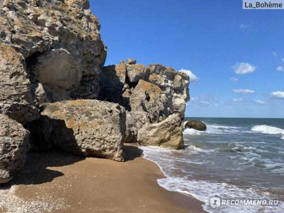 бухты генеральских пляжей