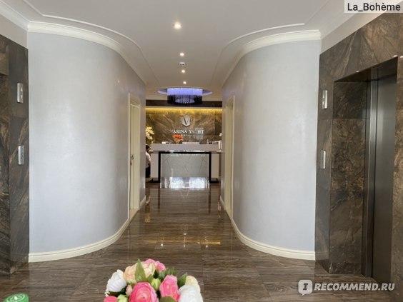Отель Marina Yacht Сочи отзывы