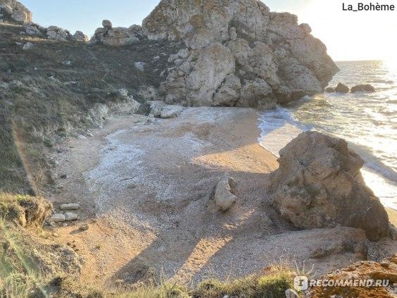 генеральские пляжи фото бухт
