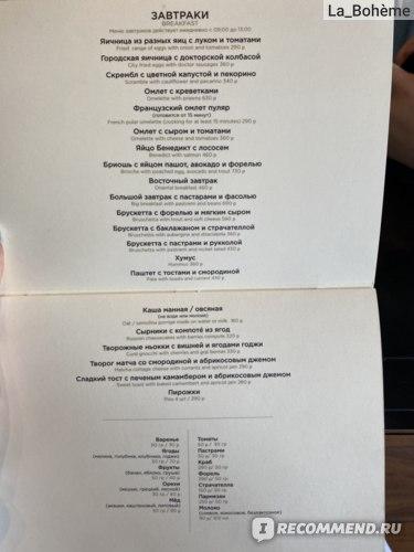 Кафе Краснодар цены и меню