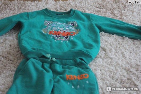 Спортивный костюм AliExpress Women's tiger head embroidered Sport Suit/Set Sweatshirt tracksuit autumn/spring sweater pullovers Tops and pants фото