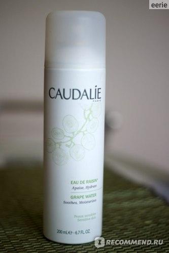 Виноградная вода БИО Caudalie Eau de raisin Bio фото
