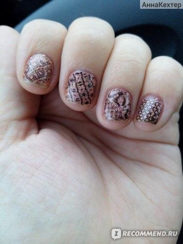 Лак для ногтей Severina Amur фото