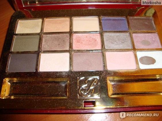 Тени Estee Lauder TEE LAUDER Deluxe EyeShadow Palette фото