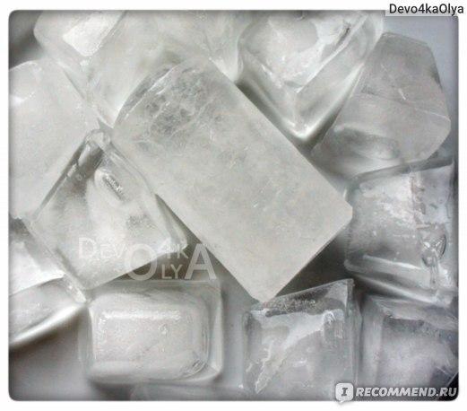 Как лёд