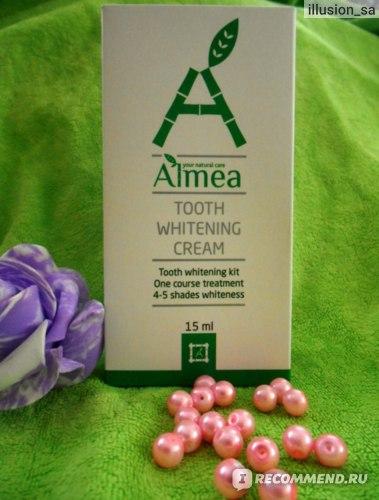 Гель для отбеливания зубов Almea Tooth whitening cream фото