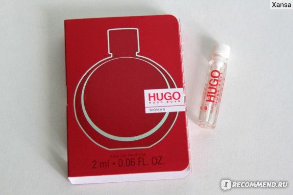 Hugo Boss Hugo woman фото