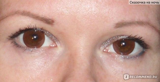Цветные контактные линзы Circle lens Увеличивающие фото