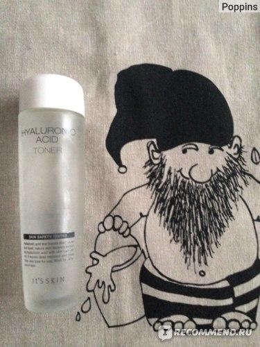 Тонер It's skin Hyaluronic Acid toner с гиалуроновой кислотой фото