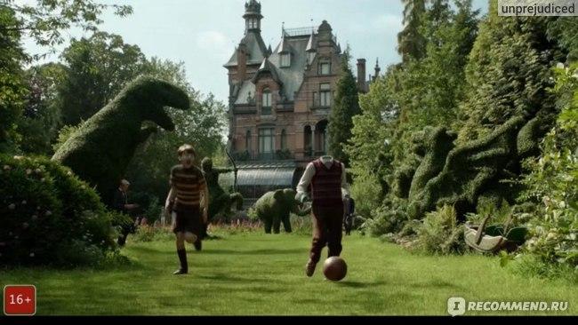 Дом странных детей мисс Перегрин / Miss Peregrine's Home For Peculiar Children фото