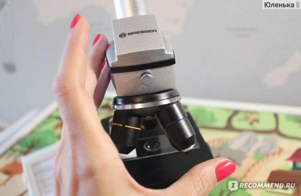 Микроскоп цифровой Bresser Junior 40x–1024x
