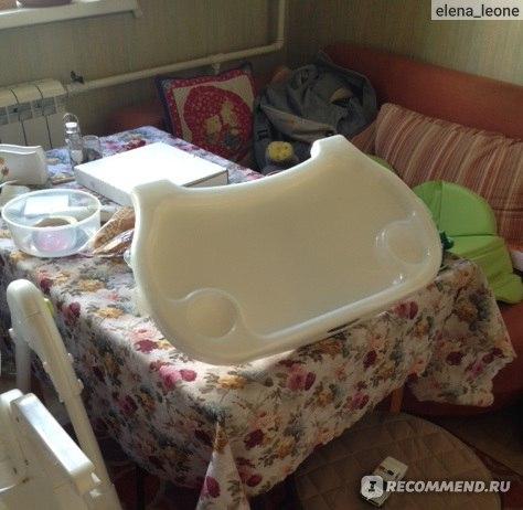 Стульчик для кормления Brevi B.Fun фото