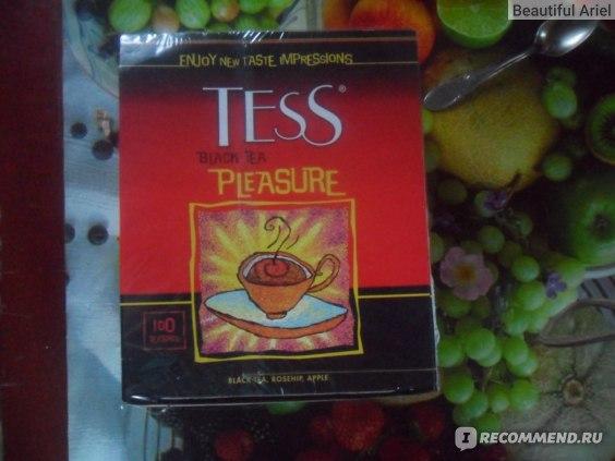 Чай Tess Pleasure фото