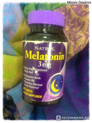 БАД Natrol Мелатонин быстрорастворимый со вкусом клубники 10 мг фото