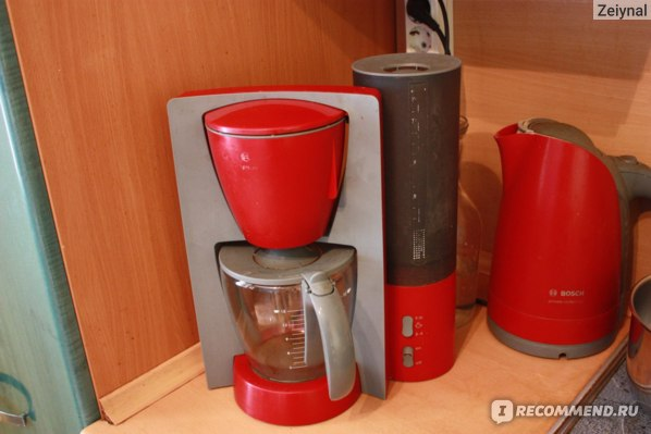 Кофеварка BOSCH TKA 6001 фото