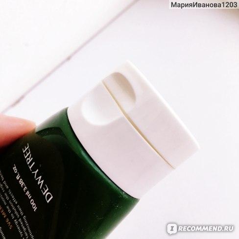 Пенка для умывания DEWYTREE ULTRA VITALIZING SNAIL CLEANSING FOAM фото