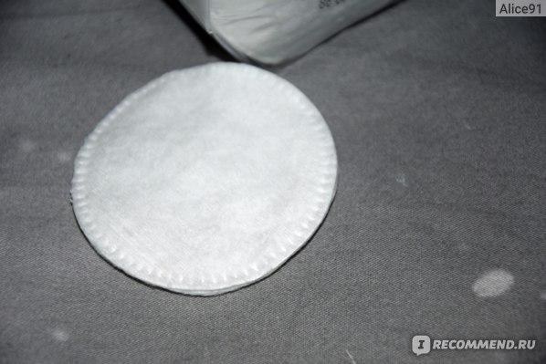 Ватные диски Sephora Cotons tout doux a demaquiller фото