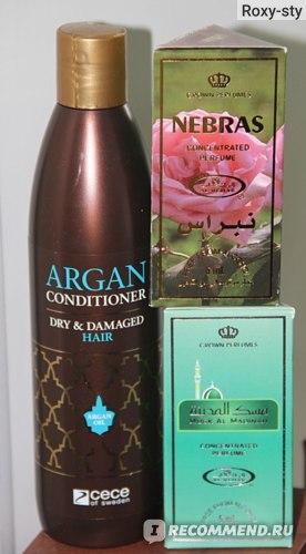 Al Rehab Арабские масляные концентрированные духи Nebras фото