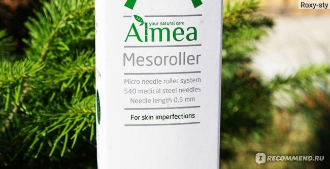 Мезороллер Almea Mesoroller 0.5mm для омоложения кожи лица фото