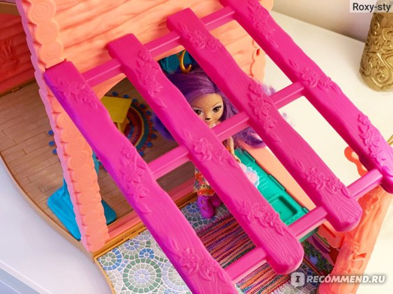 Enchantimals Дом Данессы Оленни фото